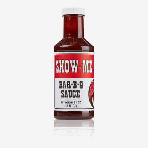 ShowMe BBQ Sauce