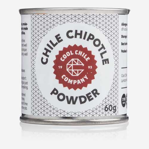 Chipotle pulver