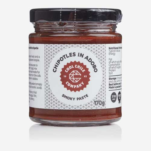 Cool Chile – Chipotle i Adobo 170 gr