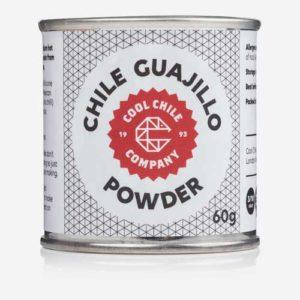 Guajillo pulver – 60 gr