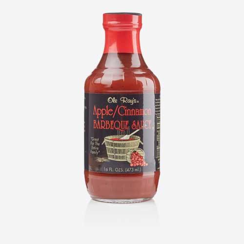 Ole Rays Apple-Cinnamon BBQ Sauce