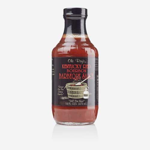 Ole Rays Kentucky Red BBQ Sauce