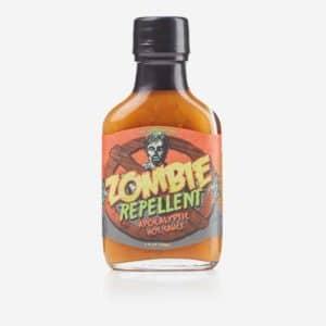 Zombie Repellent Hot Sauce