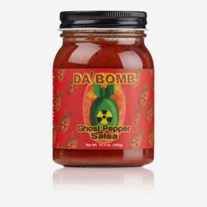 DaBomb Ghost Pepper Salsa
