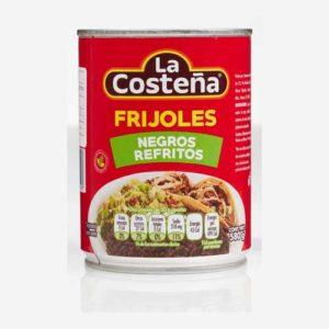 Refried Black Beans - La Costena - 580 gr.