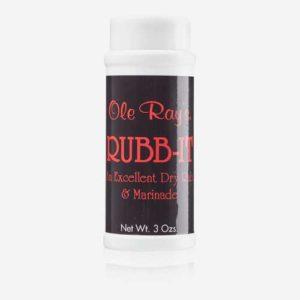 Ole Rays Rubb-It