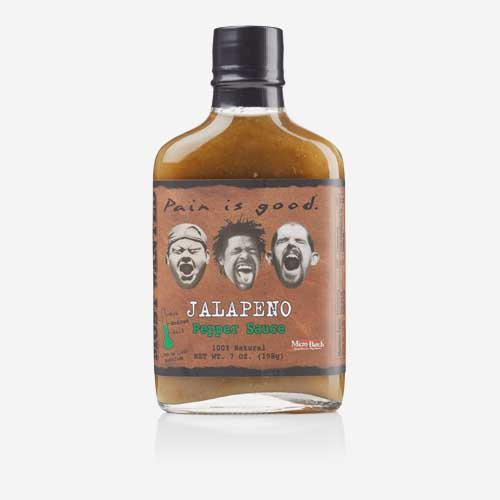 Pain is Good – Jalapeno