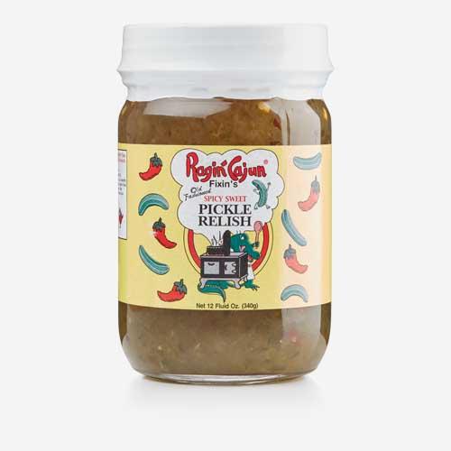 Ragin Cajun Pickle Relish