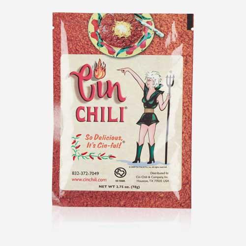 Chili Con Carne – Cin Chili