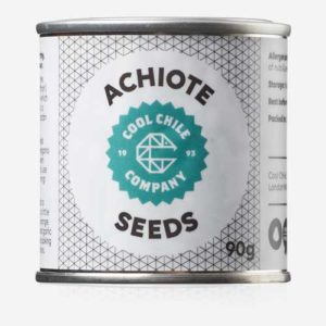 Cool Chile – Hele Achiote Frø