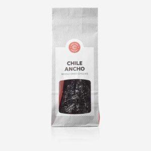 Cool Chile – Hele og Tørrede Ancho Chili
