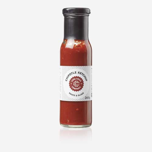 Cool Chile – Chipotle Ketchup