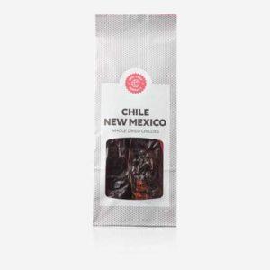 Cool Chile - Hele og Tørrede New Mexico Chili - 40 gr