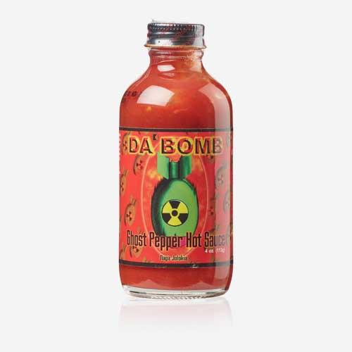 DaBomb - Ghost Pepper Hot Sauce