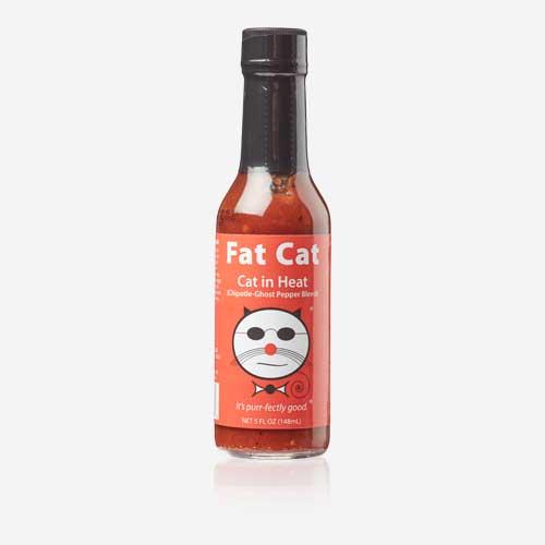 Fat Cat – Cat in Heat