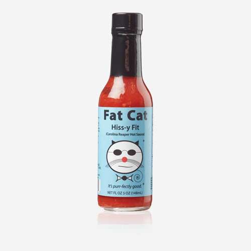 Fat Cat – Hiss-y Fit