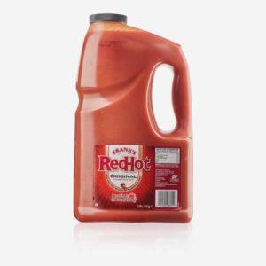Franks RedHot Sauce – 3,78 L