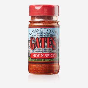 Gates BBQ - Hot 'N Spicy Rub