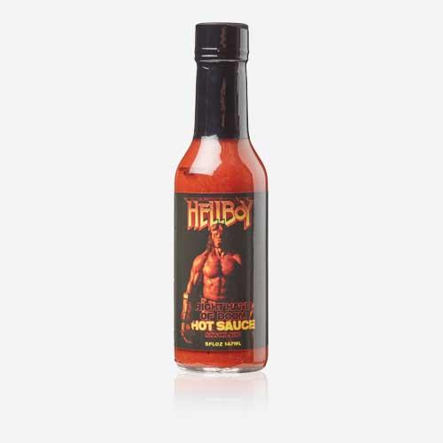HellBoy – Right Hand of Doom