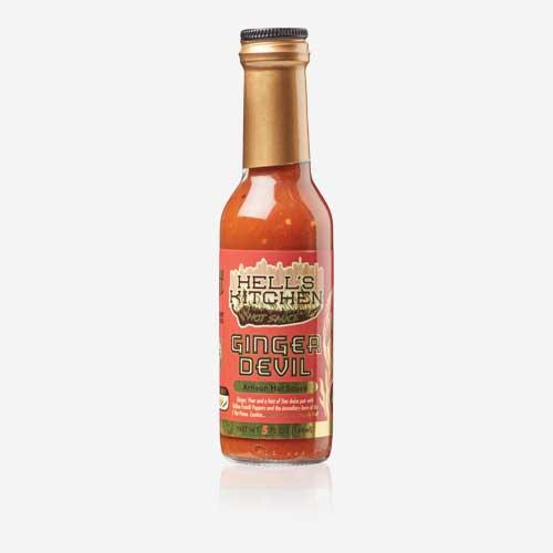 Hells Kitchen - Ginger Devil