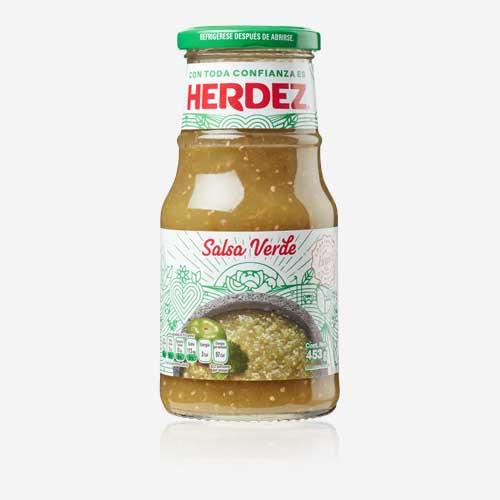 Salsa Verde – Herdez