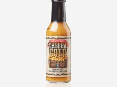 High River Sauces – Cheeba Gold