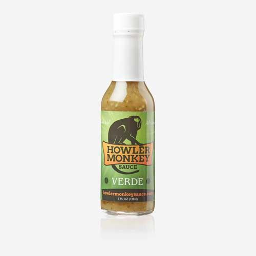 Howler Monkey - Verde