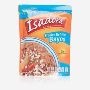 Frijoles Refritos – Refried Beans – Bayos – Isadora