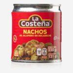 La Costena – Nachos de Jalapeno 220g