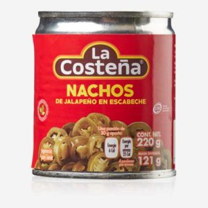 Jalapeno - Nacho Slices - 220 gr.
