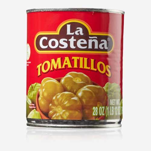 Tomatillos – La Costeña