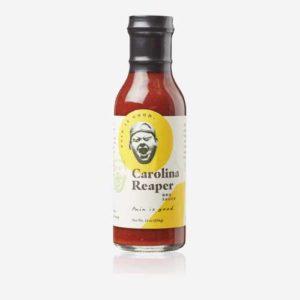 Pain is Good - Carolina Reaper BBQ Sauce