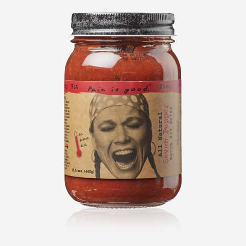 Pain is Good - Seven Pepper Salsa