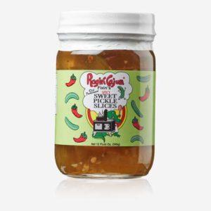 Ragin Cajun Pickle Slices