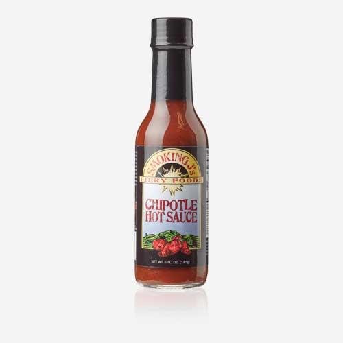 Smoking J's Chipotle Hot Sauce