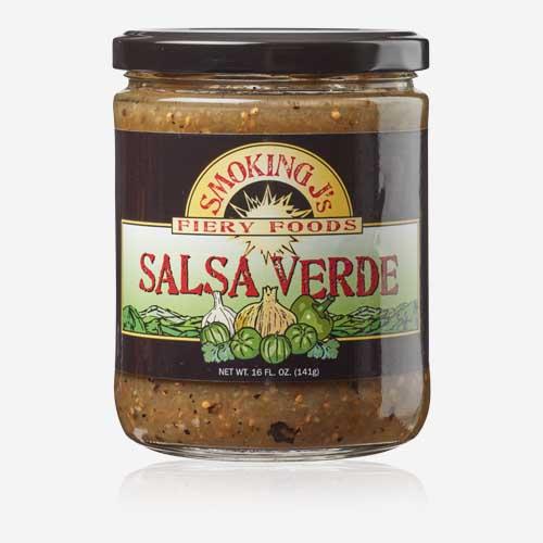 Smoking J's Salsa Verde