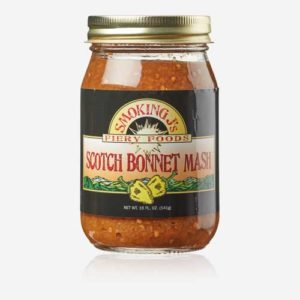 Smoking J's Scotch Bonnet Mash