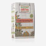 Chili Dyrkning Sæt - Chili Selection