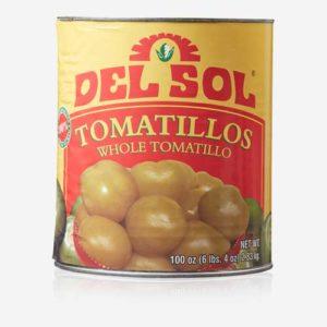 Tomatillos – Del Sol – 2,8 kg