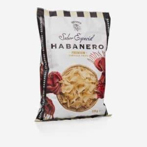 Tortilla Chips – Habanero – 120 gr.