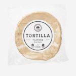 tortilla tlayuda
