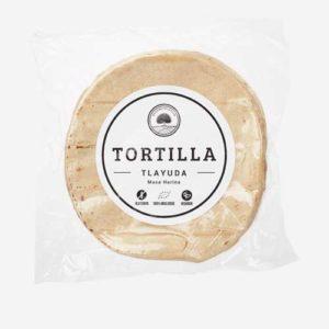 GourmetPladsen – Øko Tortilla Tlayuda