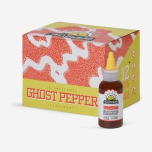 Yellowbird Ghost Pepper - Box and Small