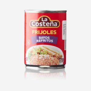Bayos Refritos - Pinto Beans