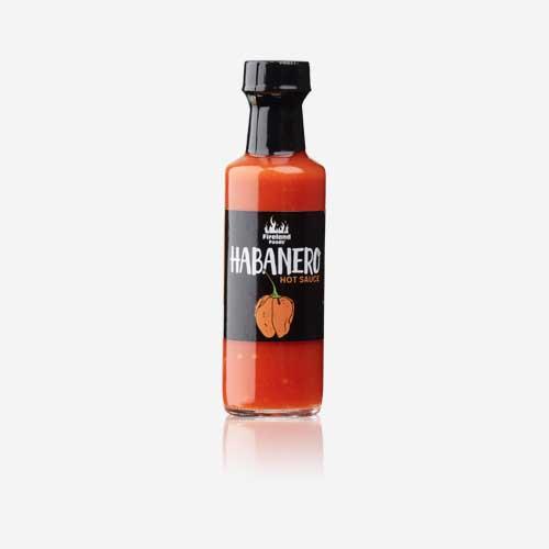 Habanero Hot Sauce - Fireland Foods