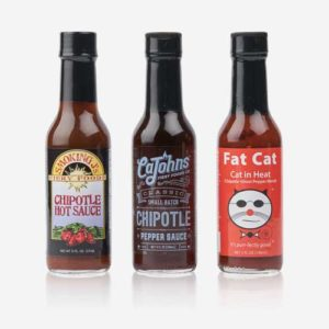 Chipotle Hot Sauce Pack