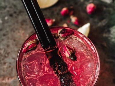 Hibiscus sirup