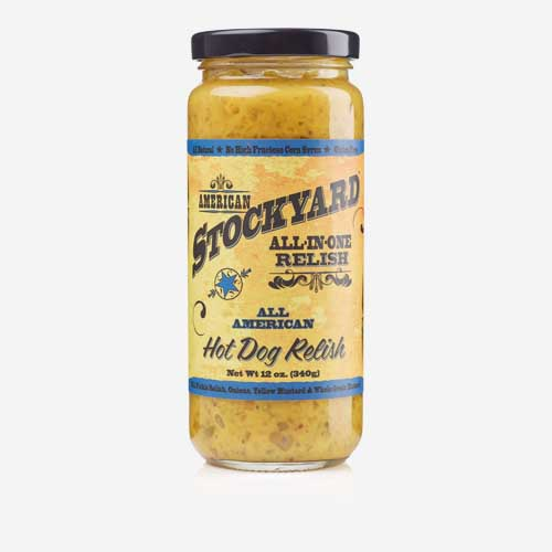 All American HotDog Relish